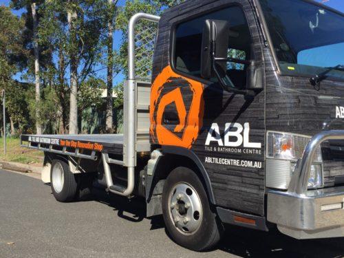 ABL Tile Centre Truck
